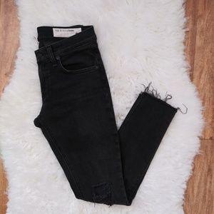 Rag & bone | Skinny Jeans Rock Holes Destroyed